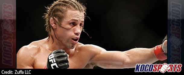 Video: Three things you didn't know with Urijah Faber