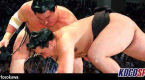 Three share lead at JSA's Natsu Basho after Haramafuji falls to 2nd loss