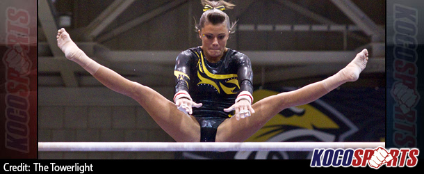 Video: Division 1 gymnast Kacy Catanzaro crushes America Ninja Warrior course