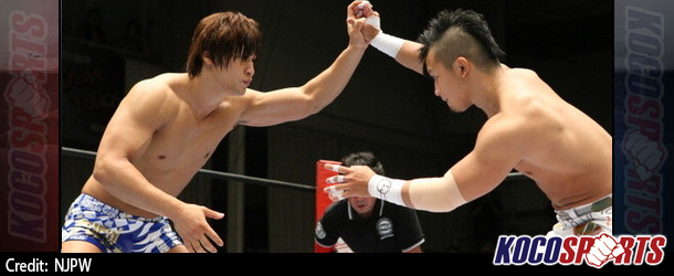 Kota Ibushi reported to have suffered a concussion while defending the IWGP Junior belt