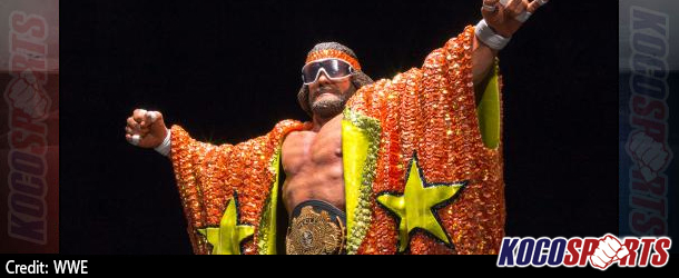 "McFarlane Toys' WWE ICON series ""Macho Man"" Randy Savage statue available now"
