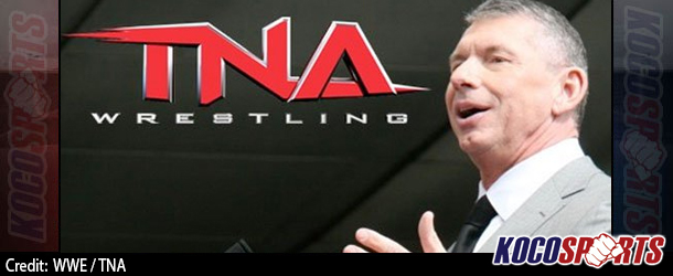 How much would it cost Vince McMahon to purchase TNA's content library?