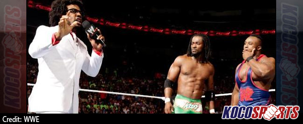 """Mark Henry to join WWE's """"New Nation of Domination"""" group?"""