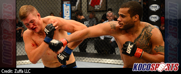 UFC Ultimate Fighter 19 Profile – A closer look at Roger Zapata