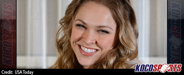 "Video: Ronda Rousey – ""I can't wait to fight Cat Zingano, I am ready to fight now!"""