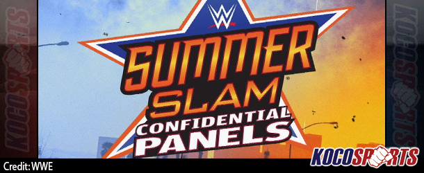 "Video: WWE SummerSlam ""Confidential Panel"" tickets are on sale now!"