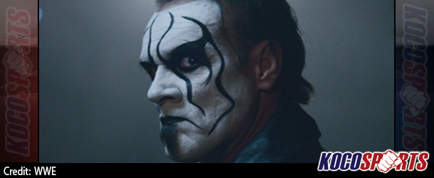 Video: Sting announced as WWE 2K15 pre-order bonus during Monday Night Raw