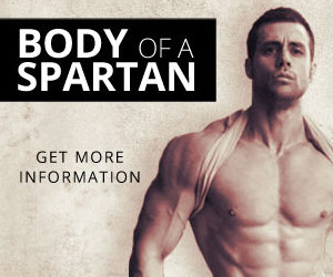 Body of a Spartan!