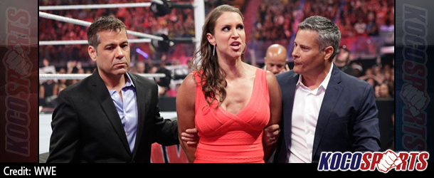 "Stephanie McMahon released from jail; described as ""emotional wreck"""