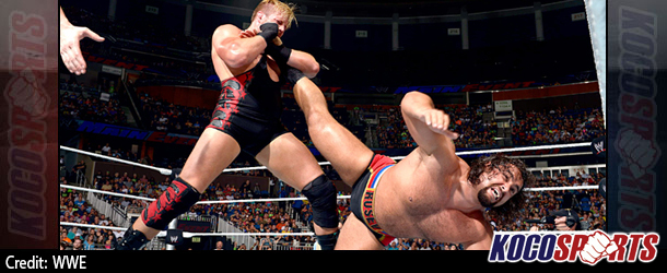 WWE Main Event results & footage – 07/22/14 – (Swagger takes stand against Rusev)