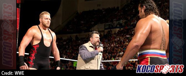 Rusev vs. Swagger match added to the WWE Battleground lineup