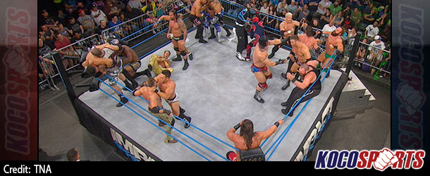 TNA Impact Wrestling results & footage – 07/10/14 – (New X Division Champ; Dreamer Returns; New World Title Contender!)