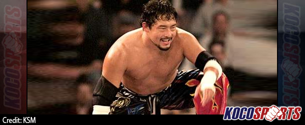 Yoshihiro Tajiri to appear at TNA's NYC shows on August 5, 6 & 7!