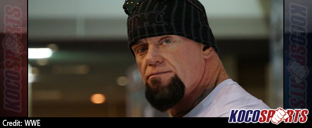 Undertaker set to return on WWE TV next week; expected to begin build for Reigns match at WrestleMania