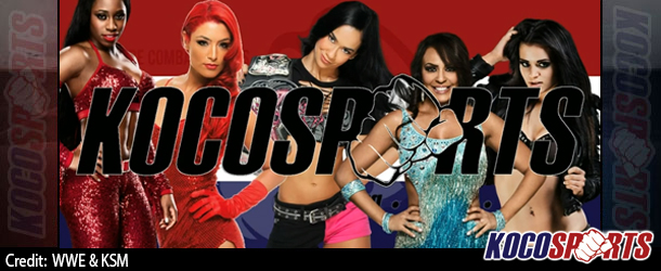 Audio: Koco's Corner – 07/23/14 – (Fave 5 Hottest Women in WWE; how we rank the Divas by looks)