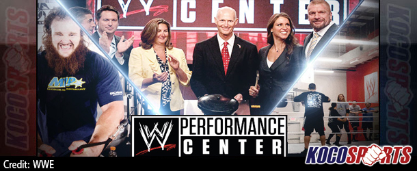 The WWE Performance Center celebrates one year