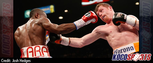 """Saúl """"Canelo"""" Álvarez to campaign at middleweight after fight with Julio Cesar Chavez Jr."""