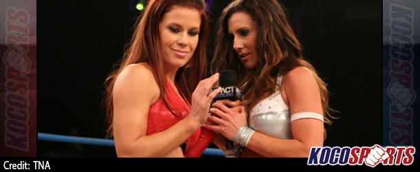 "Brittany Garrett and Madison Rayne: When does ""Just Crazy Enough"" become ""Just Crazy""?"