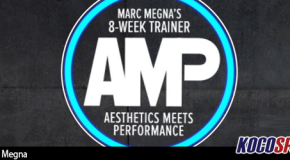 "Video: Marc Megna's 8-week ""Aesthetics Meets Performance"" training system"