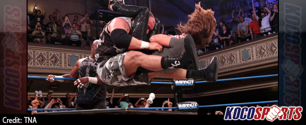 TNA Impact Wrestling results & footage – 08/07/14 – (Bully Ray puts Dixie Carter through a table; New X Division champion!)