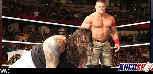 WWE Monday Night Raw results & footage – 08/25/14 – (Cena sends Lesnar a message; Bellas battle it out!)
