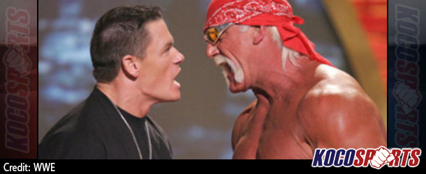 Hulk Hogan says he's training for one last match with John Cena