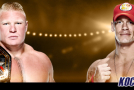 "John Cena to face Brock Lesnar in rematch for WWE Title at ""Night of Champions"" on WWE Network"