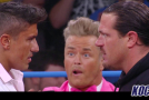 """Video: TNA Impact """"Hardcore Justice"""" coverage – 08/20/14 – (EC3 places the blame for what happened to his Aunt on one person!)"""