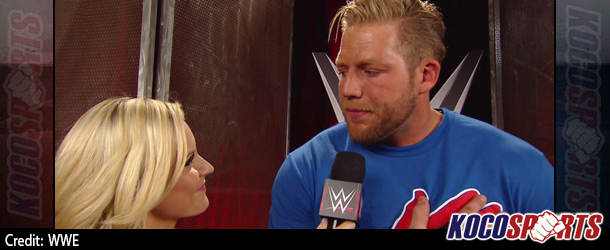 Video: WWE Monday Night Raw coverage – 08/18/14 – (Jack Swagger comments on his SummerSlam defeat)