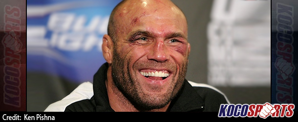 "Randy Couture thinks an immediate matchup between Rousey and Carano is ""Silly"""