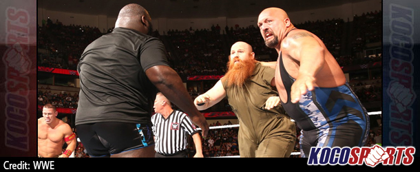 Video: WWE Monday Night Raw coverage – 08/25/14 – (John Cena, Big Show & Mark Henry vs. The Wyatt Family)