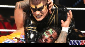 Video: WWE Monday Night Raw coverage – 08/25/14 – (The Usos vs. Gold & Stardust)