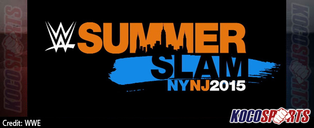 Video: WWE SummerSlam 2015 comes to New York & New Jersey
