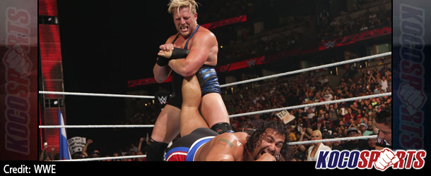 Video: WWE Monday Night Raw coverage – 08/25/14 – (Jack Swagger vs. Alexander Rusev)