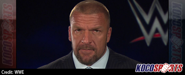 "Video: Triple H addresses rumours about ""The Authority"" and recent wrestler firings"