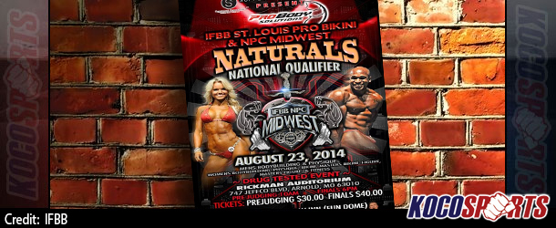 Preview for this weekend's IFBB St. Louis Pro Bikini show; last chance to qualify for Olympia figure division