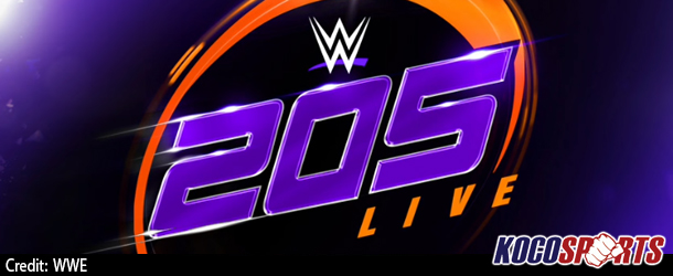 Video: WWE 205 Live – 04/18/17 – (Full Show)