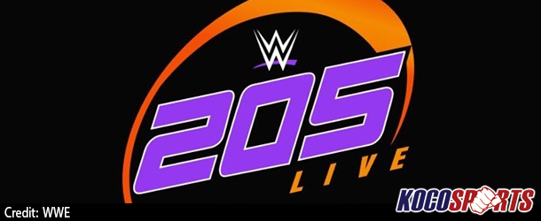 Video: WWE 205 Live – 04/04/17 – (Full Show)