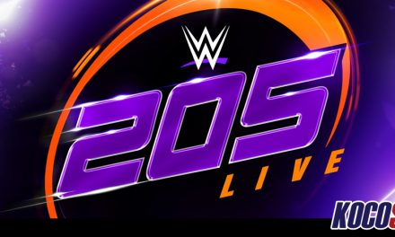 Video: WWE 205 Live – 01/16/18 – (Full Show)