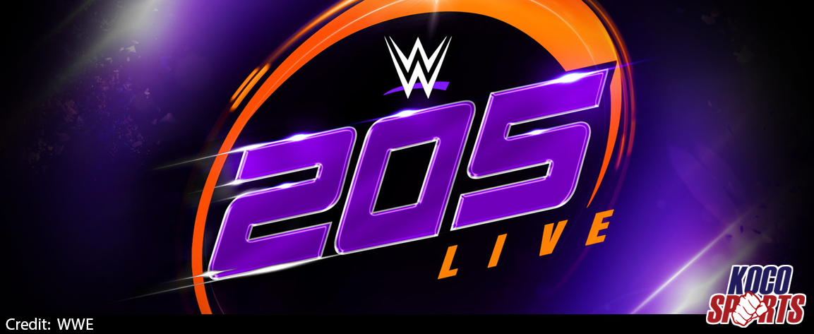 Video: WWE 205 Live! – 05/22/18 – (Full Show)