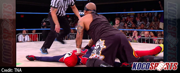 Video: TNA Impact Wrestling coverage – 09/03/14 – (Six Man X Division Match for #1 Contendership)
