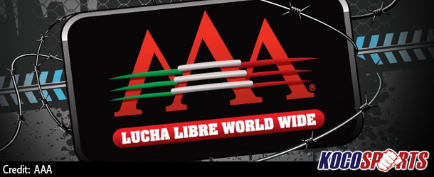 Video: AAA Lucha Libre Worldwide – 11/05/16 – (Full Show)