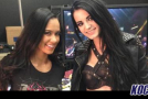 WWE Divas champ, AJ Lee, discusses her same-sex crush with Paige Knight
