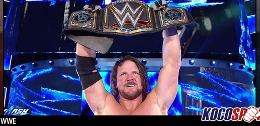 WWE Backlash results – 09/11/16 – (Styles wins world title; one of three new champs crowned)