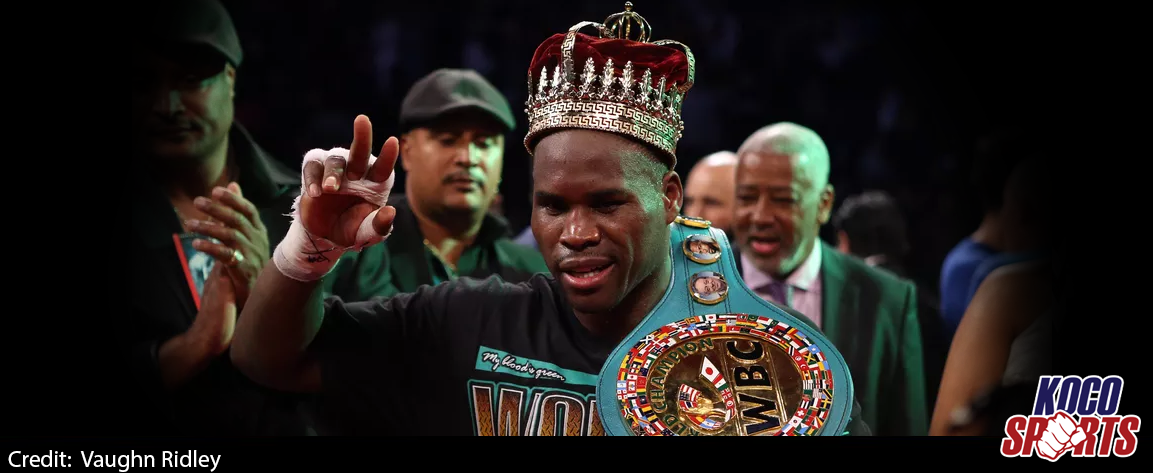Adonis Stevenson vs. Oleksandr Gvozdyk WBC title showdown set for December 1st in Montreal