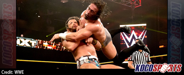 Video: WWE NXT coverage – 09/04/14 – (Adrian Neville vs. CJ Parker)