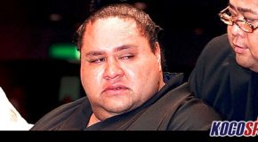 Sumo, pro wrestling and MMA star, Akebono Tarō, placed in medically induced coma following match