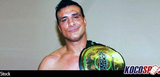 Global Force Wrestling indefinitely suspends Alberto El Patron, following airport altercation