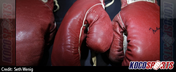 "Ali vs. Liston fight gloves & rare century-old signed photo of ""Shoeless"" Joe Jackson fetch $1.1M in NYC auction"