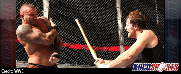 WWE Monday Night Raw results & footage – 10/20/14 – (Foley returns to Hell; Rollins stakes his claim on the future of WWE)
